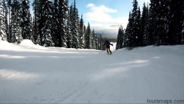 okanagan powder ski day in bc canada 36 OKANAGAN POWDER SKI DAY in BC CANADA