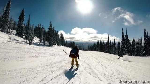 okanagan powder ski day in bc canada 40 OKANAGAN POWDER SKI DAY in BC CANADA