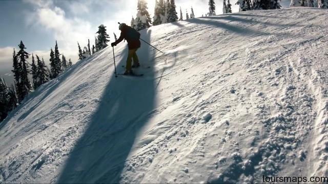 okanagan powder ski day in bc canada 42 OKANAGAN POWDER SKI DAY in BC CANADA