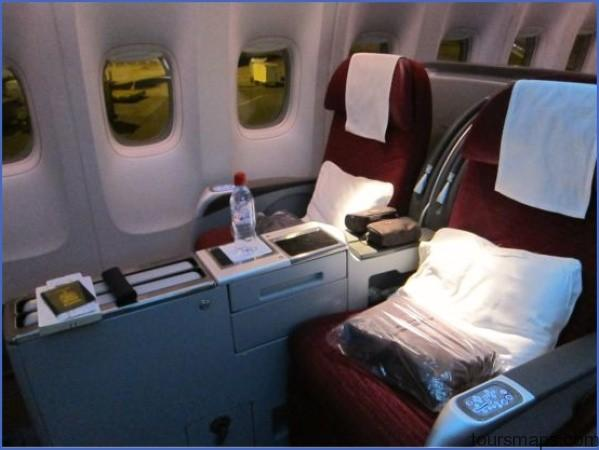 qa seat TRAVEL Q A