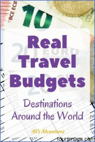 real travel budgets 360x540 TRAVEL BUDGETS HOW MUCH WILL, YOU NEED
