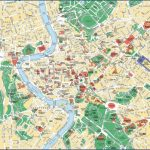 rome attractions map 150x150 Map of Rome Italy