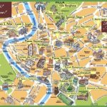 rome sightseeing map 150x150 Map of Rome Italy