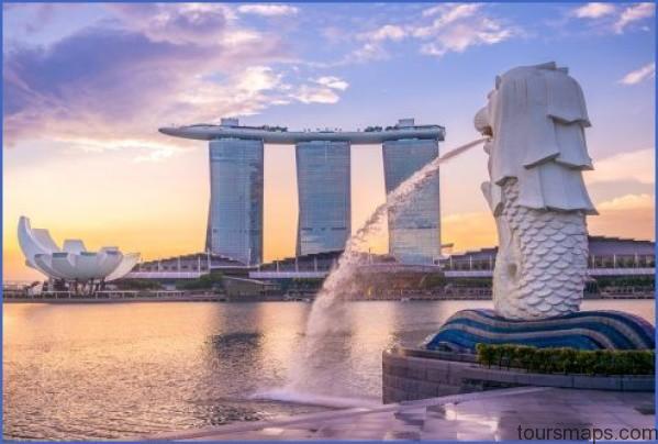 singapore 3 490x330 Singapore Travel Guide   City of the Future
