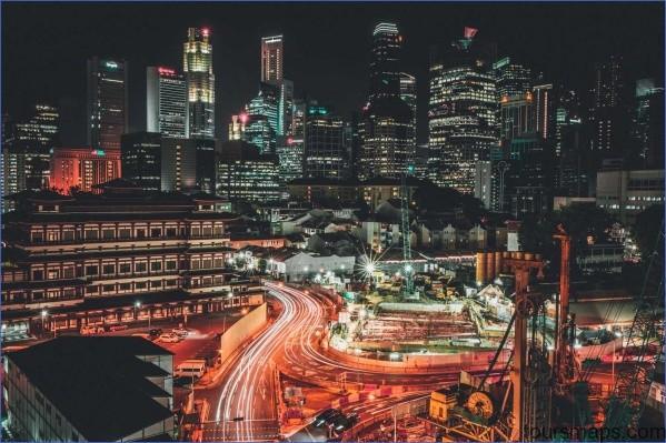 singapore city Singapore Travel Guide   City of the Future