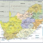 southafrica pol 150x150 Map of South Africa