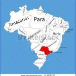stock vector sao paulo brazil vector map isolated on brazil map editable vector map of brazil 313509740 150x150 Sao Paulo Brazil Map