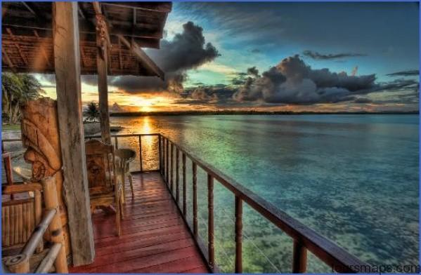 sunset from 101 breeze PERFECT DAY IN SIARGAO   BEST OF THE PHILIPPINES
