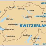 switzerland country map 150x150 Map of SWITZERLAND Geneva