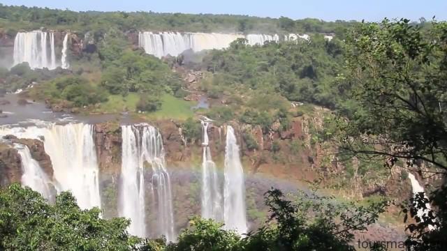 the devils throat iguassu falls brazil 12 Iguassu Falls Brazil