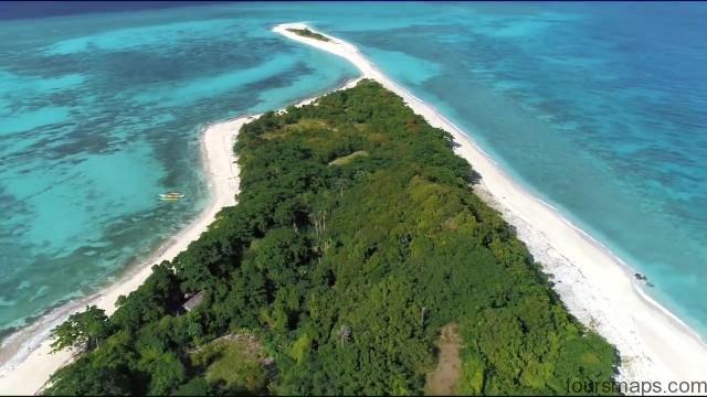 the most beautiful island in the philippines cresta de gallo 39 THE PHILIPPINES   TICAO ISLAND