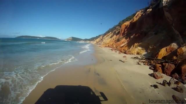 the perfect beach fraser island australia 10 THE PERFECT BEACH Fraser Island Australia