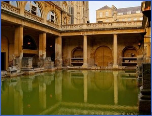thumb roman baths bath STONEHENGE Bath Lacock England