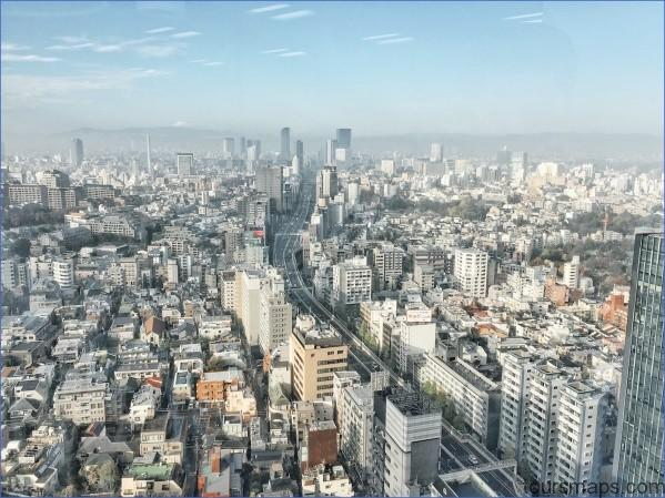 tokyo skyline BEST And WORST Travel Moments of 2018