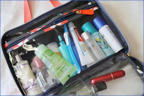 travel mini series toiletries bag What To Pack TRAVEL TOILETRIES