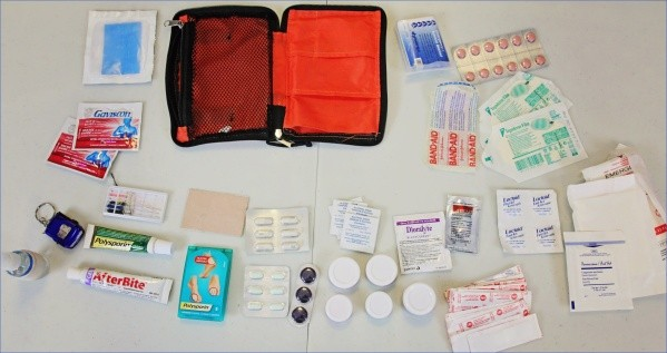 travelfirstaid sslu003d1 What To Pack TRAVEL FIRST AID KIT