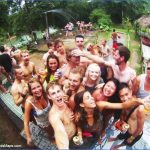 tubing party laos 150x150 HOW TO MAKE FRIENDS WHILE TRAVELING ABROAD