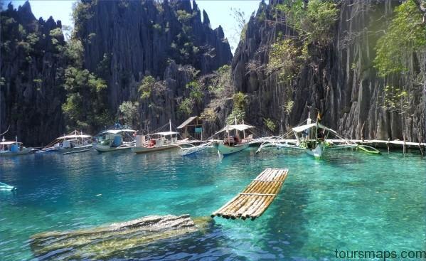 twin lagoon coron palawan MOST BEAUTIFUL PLACE ON EARTH   Coron Philippines