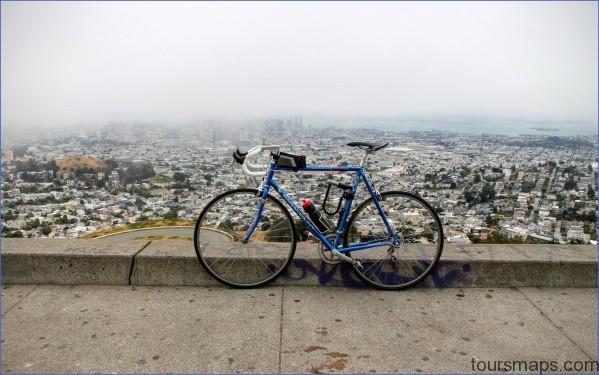 twin peaks san francisco 10 Biking San Francisco