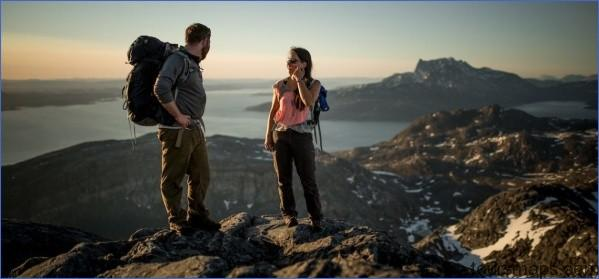 two hikers in the midnight sun on ukkusissaq store malene outside nuuk in greenland 1140x530 Beginner Travel Tips