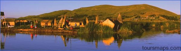 uros floating island puno PUNO PERU   Man Made Islands