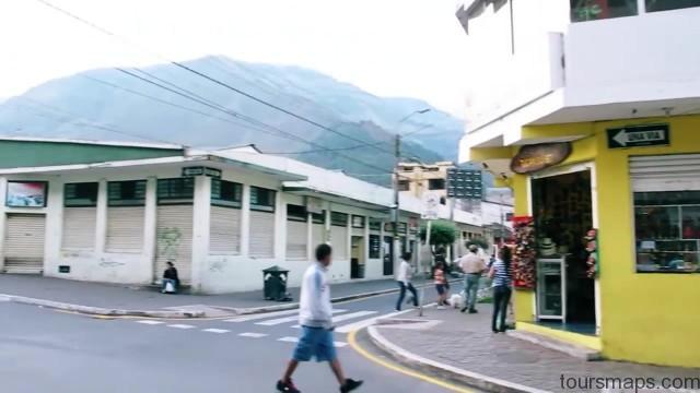 volcano erupts while travelling banos ecuador 13 VOLCANO ERUPTS WHILE TRAVELLING Banos Ecuador