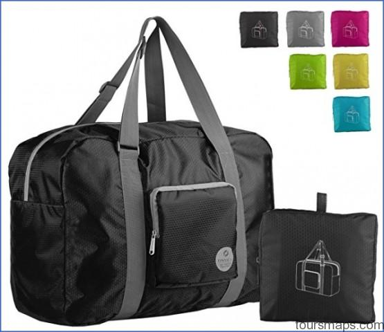 wandf foldable travel duffel bag 40l MY ULTIMATE LUGGAGE COLLECTION