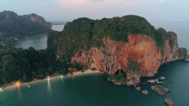 we climbed the mountains of avatar railay thailand 57 RAILAY THAILAND
