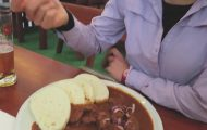 what i eat in a day bratislava 19