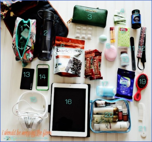 whats in my bag travel packing essentials 4 Whats in my Bag Travel Packing Essentials