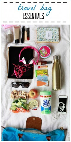 whats in my bag travel packing essentials 6 Whats in my Bag Travel Packing Essentials