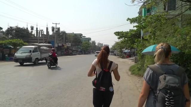 arriving in myanmar mandalay 38 Arriving in MYANMAR Mandalay