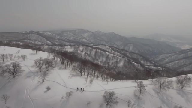 backcountry skiing in japan nozawa onsen 36 Backcountry Skiing in Japan Nozawa Onsen