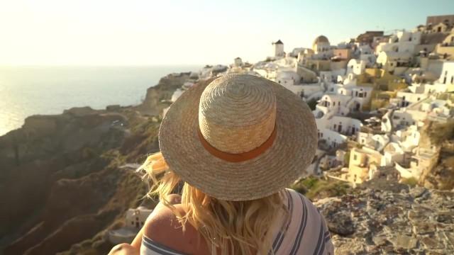 best sunset in the world oia santorini 24 Best Sunset in the World Oia Santorini