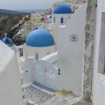 blue doors in oia santorini 24 150x150 How to Travel in Santorini