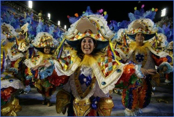 Brazil Carnival 2018 Preparation in Rio de Janeiro - ToursMaps.com