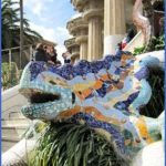 fairytale dragon queen in park guell 13 150x150 Fairytale Dragon Queen in Park Güell