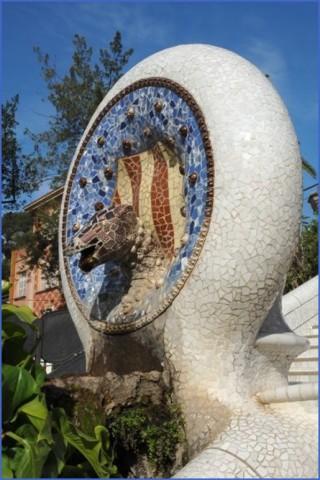Fairytale Dragon Queen in Park Güell_7.jpg
