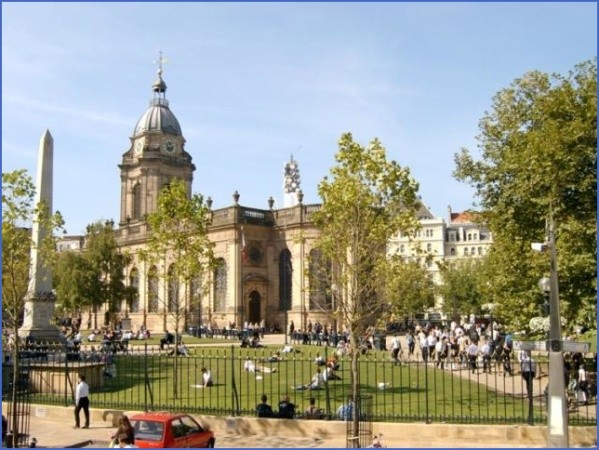 how to travel in birmingham in england 1 How to Travel in Birmingham in England