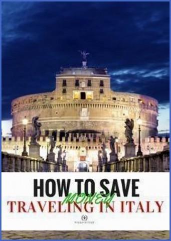 how to travel in italy 12 How to Travel in ITALY
