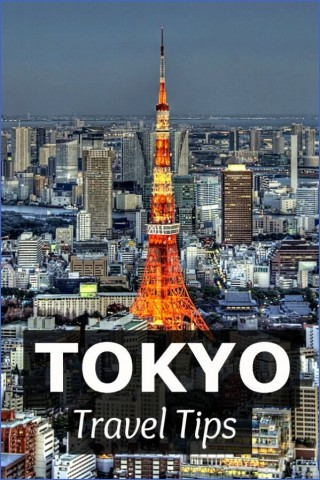 how to travel in tokyo japan 2 How to Travel in Tokyo Japan