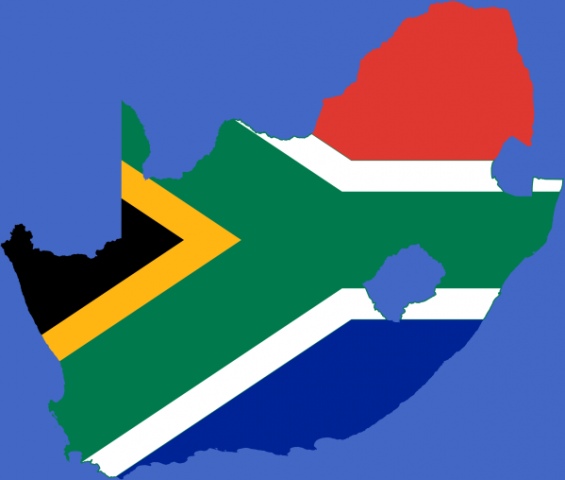 2000px flag map of south africa svg Map of South Africa