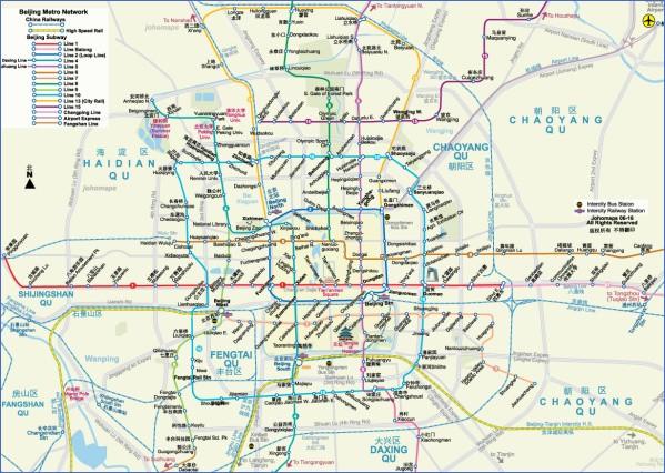 beijingmetro Beijing Map