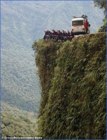 biking down the death road in la paz bolivia travel 2 Biking down the Death Road in La Paz Bolivia Travel