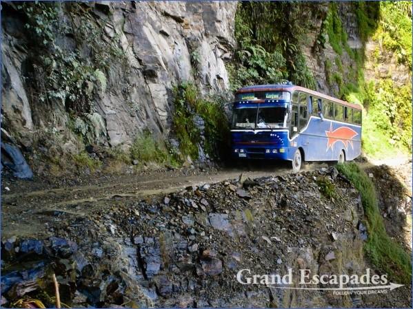 biking down the death road in la paz bolivia travel 4 Biking down the Death Road in La Paz Bolivia Travel