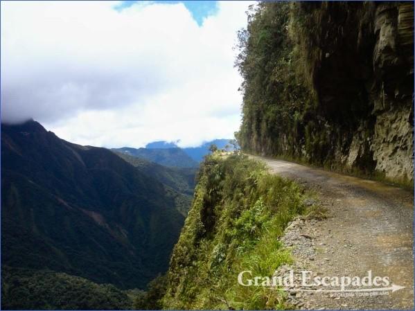 biking down the death road in la paz bolivia travel 6 Biking down the Death Road in La Paz Bolivia Travel