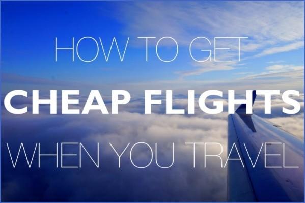 how to get cheap flights 0 HOW TO GET CHEAP FLIGHTS