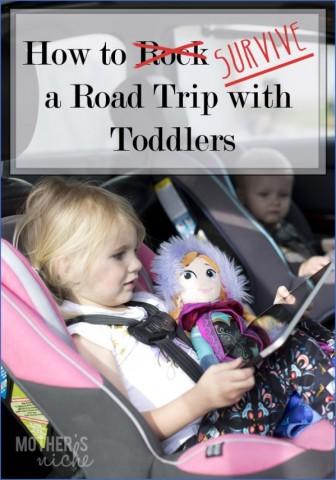 how to survive a road trip  2 HOW to SURVIVE a ROAD TRIP