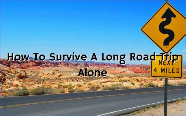 how to survive a road trip  5 HOW to SURVIVE a ROAD TRIP