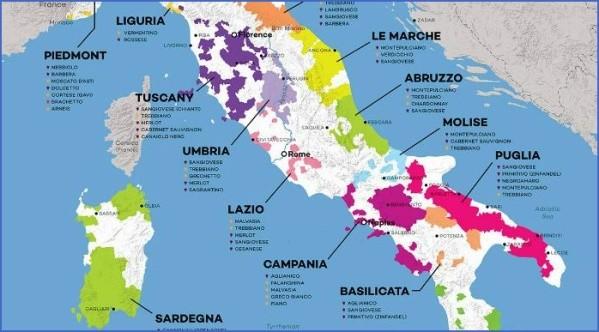 l 13648 original italy wine map winefolly Map of Italy
